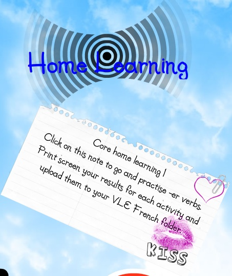 Homelearning